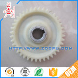 Meccanismo dell'albero di plastica di nylon dell'attrezzo/motore della rotella del dente della parte superiore dell'ABS lavorato CNC