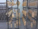 De middelgrote Eigenschappen van het Koolstofstaal 1075 Afgietsels die van de Plaat 20mn5 Zetel dragen