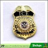 I militari del distintivo della clip del distintivo/ufficiale di polizia Badge