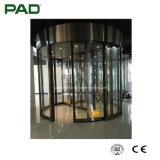 Elegant Automatic Revolving Door for Shopping Badly