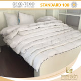 Invierno suaves almohadillas de colchón de microfibra con 100% de llenado Plyester