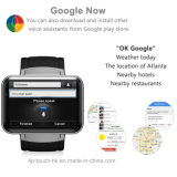 téléphone intelligent de montre de 3G GPS avec la fonction de WiFi et l'appareil-photo (DM98)