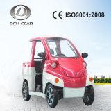 Chariot à piles approuvé de micro de la CE personnalisable 2 Seater de couleur