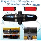 De Filter van de Schijf van het Water van het Type Bdf080h van Filtratie Equipment/H van het water