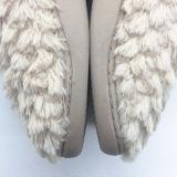 Signora molle all'ingrosso di vendita calda Bulk Sleeping Slippers Fashion della pelliccia