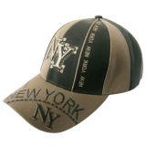 Gorra de béisbol de encargo con la insignia ensamblada 1106