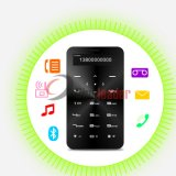 Bluetooth (S5)の1.68inch Quad Band Card Phone