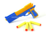 エヴァSoft Bullet Gun (10241587)との子供Safety Gun