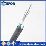 Figura 8 antena do membro de força 12core de FRP do cabo da fibra óptica