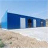 Garagem pré-fabricada do abrigo do dossel da estrutura do frame de aço