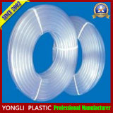 Boyau transparent flexible en cristal de PVC