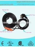 北アメリカの市場のための3FT//21w PVC配水管の暖房ケーブル