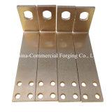 Il metallo Stampings parte la lamiera sottile che si forma timbrando le parti di piegamento della saldatura