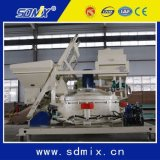 Mezclador concreto planetario de la mezcladora del uso de la construcción del cemento