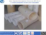 Saco de filtro antiestático do poliéster para o coletor de poeira industrial