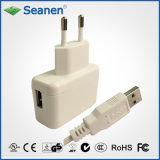 Aufladeeinheit USB-5W (RoHS, Leistungsfähigkeits-Stufe VI)