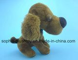 giocattolo del cane della peluche dell'animale farcito di 20cm