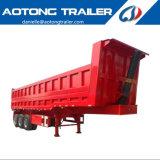 De hete Verkopende Tippende Aanhangwagen van de Zware Lading/de Aanhangwagen van de Stortplaats voor Verkoop