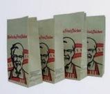 Bolsa de papel artesanal de alta velocidad que hace la máquina de precios de los fabricantes
