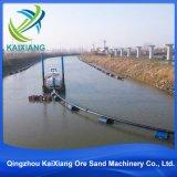 2017 최신 판매 강 모래 펌프 준설선 모래 펌프 준설선 기계