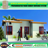 Demountable Prefab модульный портативный дом контейнера ливня 20FT для Алжира