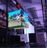 Innenkubikbildschirmanzeige der nachtklub-Wand LED-Bildschirmanzeige-LED