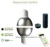 Weißer RGBW GU10 LED Scheinwerfer WiFi steuern intelligente LED Arbeit der Glühlampe-5W mit Amazonas Alexa/Tuya/Google automatisch an