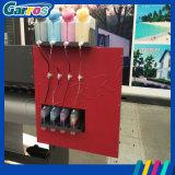Parte superiore della Cina che vende la macchina di stampaggio di tessuti del tessuto del documento di trasferimento di sublimazione di colore di Garros 4 3D Digitahi