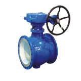 Válvula de control ensanchada manual del globo de la válvula de parada del acero inoxidable del agua
