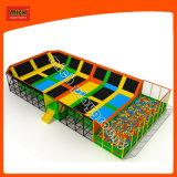 Sport de plein air mini-trampoline pour la vente de la marque de remise en forme d'intérieur