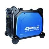 gerador elétrico do começo do mini uso pequeno da HOME da gasolina 5.5kw