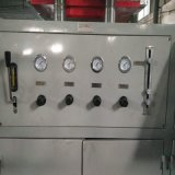 A máquina plástica de PVC/Pet/PS/OPS Thermoforming para leva embora o alimento