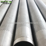 Uniform와 Smooth를 가진 Anti-Corrosion Perforated Pipes API J55
