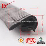 Porte personnalisée PVC en caoutchouc pour automobile