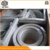 Keramische Faser-Dichtung ist Nicht-Spröde Materialien, hochfeste, genaue Größe, nach Ansicht des Abnehmers muss verschiedene Formulare bilden