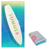 полотенце пляжа полотенца пляжа замши 90cm * 180cm персонализированное