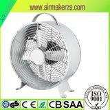 Ventilatore del contenitore di metallo del ventilatore del ventilatore dello scrittorio di serie dell'elemento del regalo mini