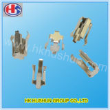 供給の広く利用されたカスタマイズされた金属の電気接触の部品(HS-BC-0031)