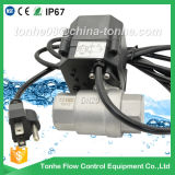 2 valvola d'arresto motorizzata motorizzata elettrica della sfera dell'acciaio inossidabile di modo Dn20 (T20-S2-C)