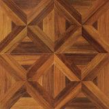 Revestimento laminado estratificação da madeira do Teak da textura do carvalho branco do Woodgrain do anúncio publicitário 8.3mm