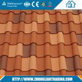 Precio más barato Kerala Red Clay semi-cilíndrica azulejos