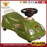 Super Popular Plastic Baby Ride on Car avec la musique / Baby Swing Car