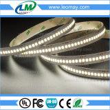 6240Lm/m SMD 2835 240LEDs LED 세륨 RoHS를 가진 유연한 지구 빛