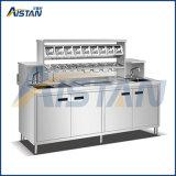 Kf1000 Machine à glace en acier inoxydable Machine à glaçons avec 2M Bar Table de travail