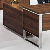 최신 판매 멜라민 행정실 책상 & CEO 사무용 가구 테이블