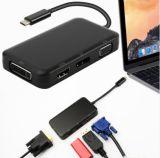 3.1 C-bis DVI+VGA+Displayport+HDMI Adapter schreiben