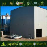Construcción modificada para requisitos particulares del almacén de la estructura de acero del bajo costo