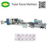 Automático de alta velocidad de rollo de papel de cocina Iniciar sesión Precio Máquina de corte de sierra
