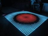 Video Dance Floor LED mattonelle di pavimento di RGB per il partito della fase di cerimonia nuziale