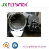 De Filter van het Scherm van het Type van roterende Trommel die in de Behandeling van het Afvalwater wordt gebruikt